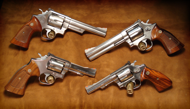 Did S&W ever make a tiny stainless revolver,,, [Archive] - The ...